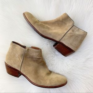 Sam Edelman Petty Chelsea Boot Ankle Booties